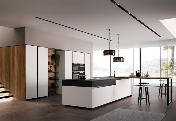 Cucina moderna componibile - Arredo3 - Alex & Stefy