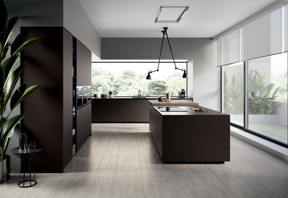 Cucina componibile ad isola moderna - Arredo3