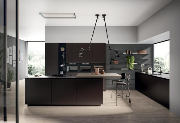 Scegliere la cucina moderna - Arredo3 - Alex & Stefy