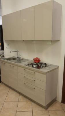 Acquistare la cucina su misura a profondità ridotta 50cm - Alex & Stefy
