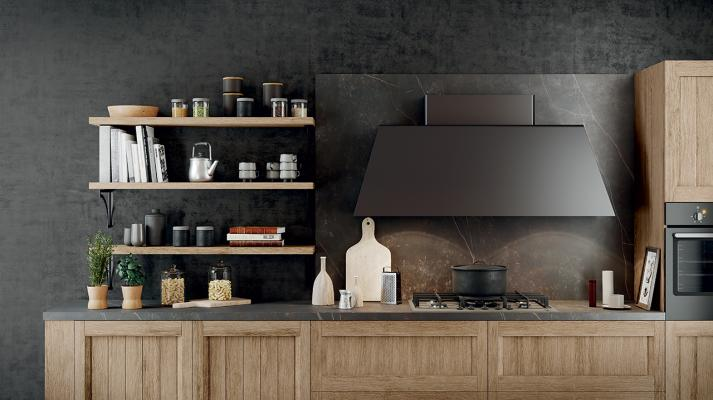 Acquistare la cucina su misura modello classico Frida - Alex & Stefy - Arredo3