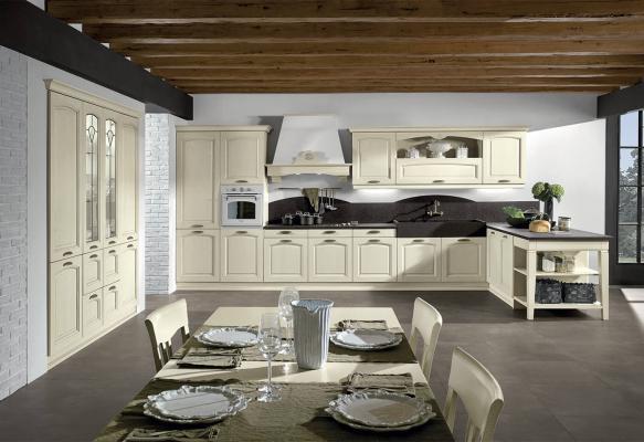 Cucina classica modello Emma - Alex & Stefy - Arredo3