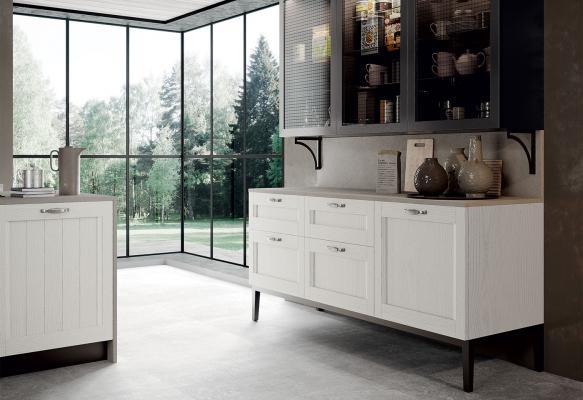 Cucina classica modello Frida - Arredo3