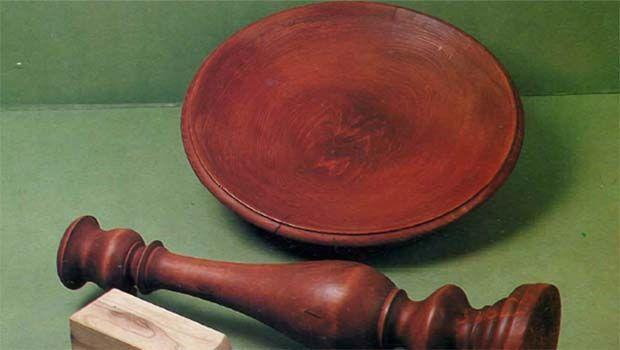 Tornitura del legno in fai da te: bellezza e sapienza tecnica