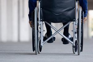 Sussidio per disabile
