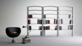 Librerie componibili in metallo