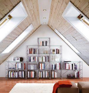 Libreria a moduli Sistema Socrate di Caimi