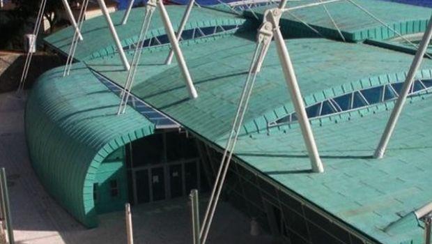 Il rame nella copertura dei tetti