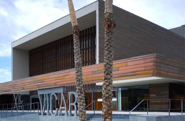 Il rame nella copertura dei tetti - Auditorium di Vicar - Carbajal + Solinas Verd Arquitectos