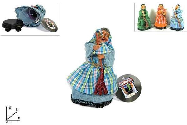 Addobbi per l'Epifania contenitore Befana by Jolly Toys Party