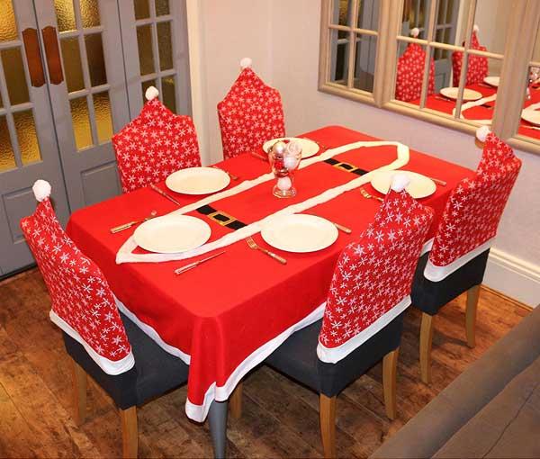 Coprisedie di Natale by Robelli su Amazon