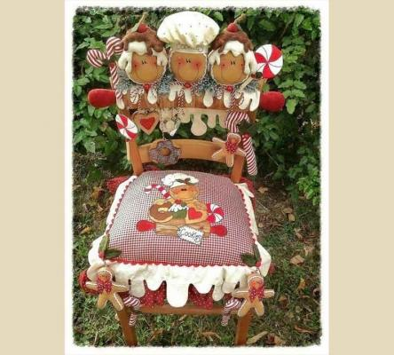Coprisedie natalizi, by liveinternet.ru