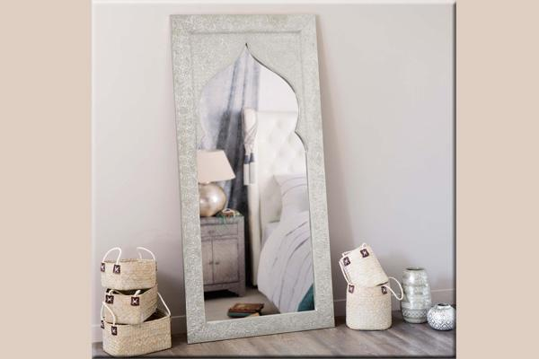 Specchio da terra Maisons du Monde, stile orientale