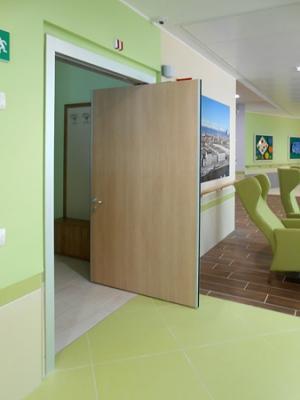 Porta rototraslante interior-ERGON living