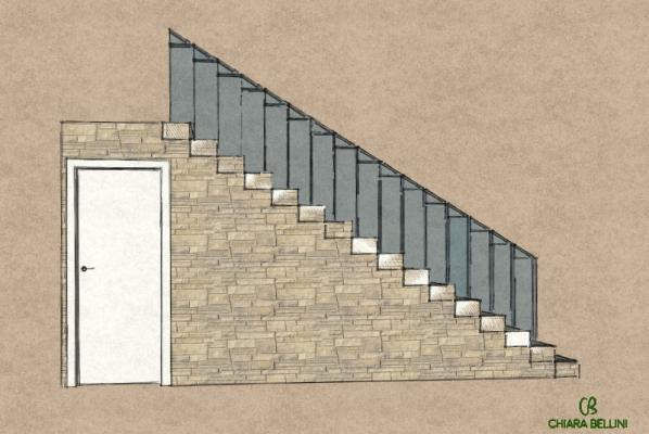 Soluzioni per il sottoscala: sfruttare lo spazio come ripostiglio