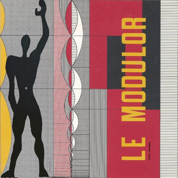 Progettare con le misure antropometriche grazie al Modulor di Le Corbusier
