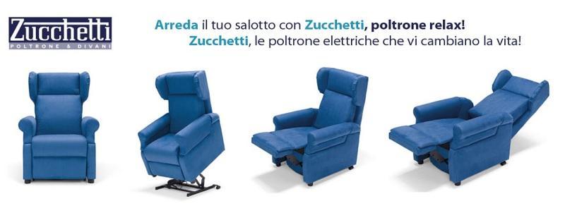 Poltrona elettriche con Roller System di Zucchetti