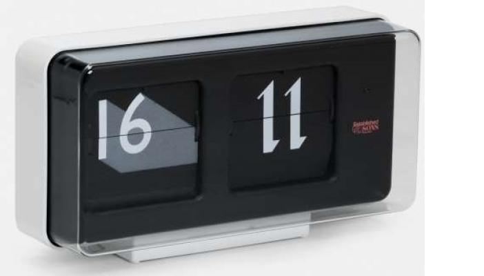 Pezzo di orologio a palette Font Clock da Established&Sons