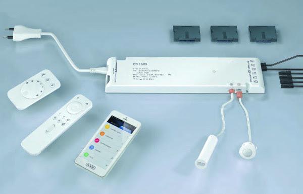 Illuminazione a LED,  alimentatore L&S