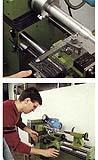 Come realizzare scanalature al tornio