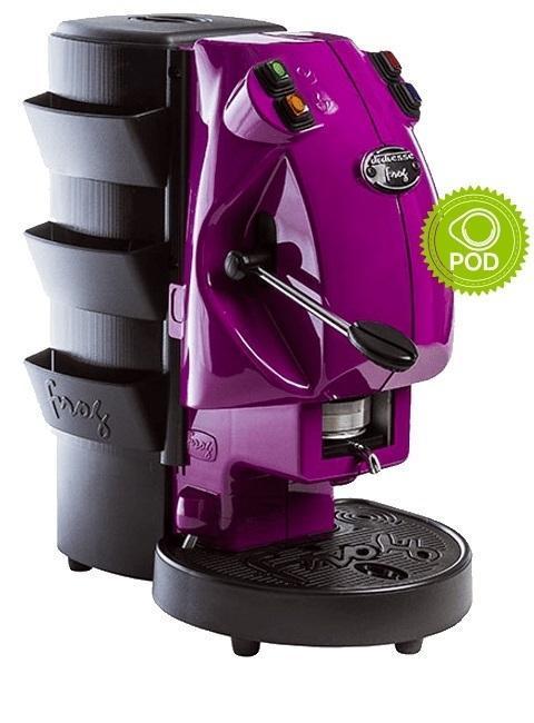 Dettaglio macchine per caffè espresso domestica di Didiesse
