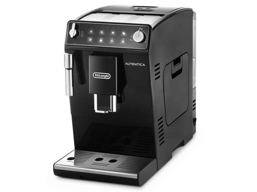 Macchine per caffè espresso con display touch screen di De Longhi