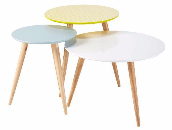 Tavolino FJORD3 di Maisons Du Monde