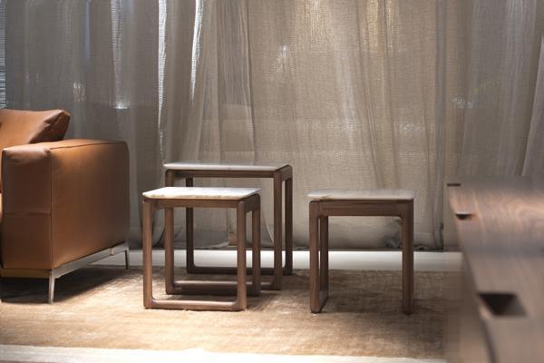 Tavolino da salotto Brig di Flexform