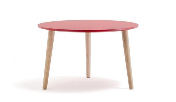 Tavolino in legno Malmo Pedrali