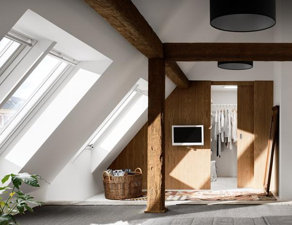 Finestre per tetti - Finestre sui tetti ...