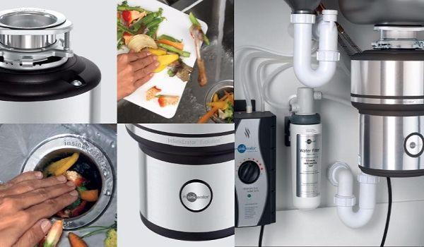 Elettrodomestici ad impatto zero: InSinkErator