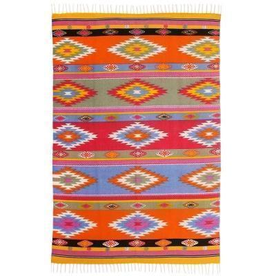 Stile afro chic, tappeto di Etnicoutlet.it