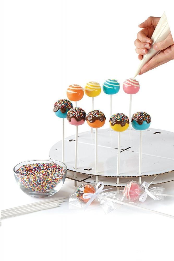 Piano per decorare cake pops su Amazon