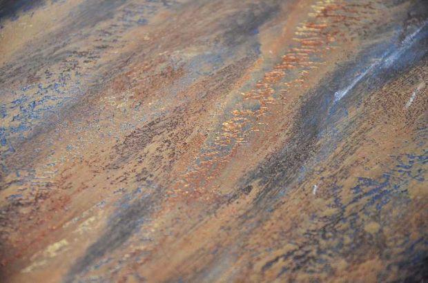 Rivestimenti continui decorativi effetto pietra di Pancotti