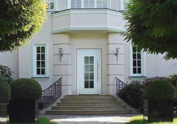 Porte d'ingresso di sicurezza by Hörmann, ThermoSafe