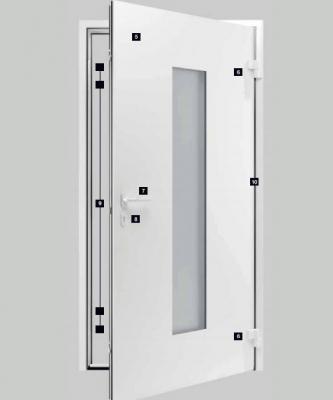 Porte di sicurezza: Hörmann, ThermoSafe