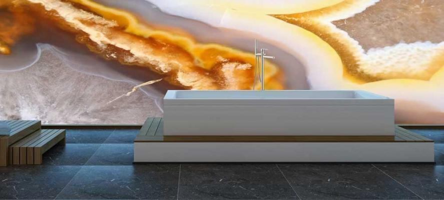 Rivestimenti in resina scenografici in resina di ARKdecò Design