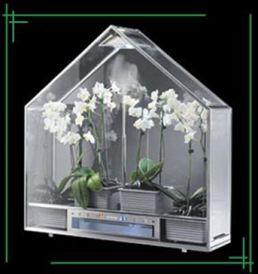 Serra digitale domestica di Smeg e Studio Piano