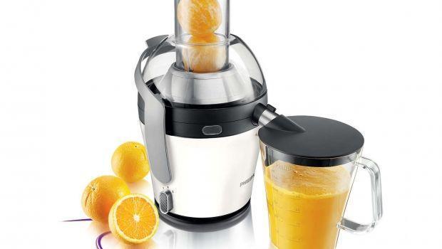 Ottenere succhi e centrifugati di frutta e verdura con gli estrattori e le centrifughe