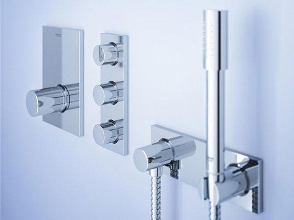 Miscelatore termostatico per la doccia - 94 si fa in bagno ...