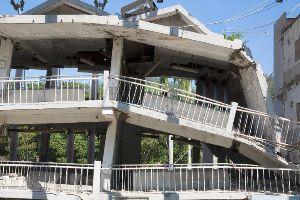 danno da terremoto