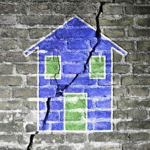 terremoto e casa