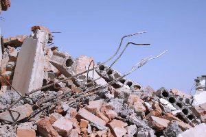 rifiuti da terremoto