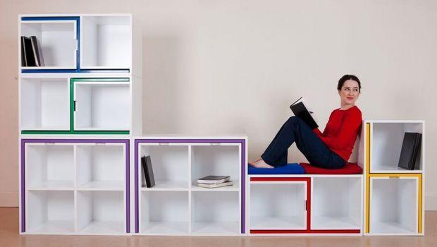 Librerie multifunzione moderne e di design