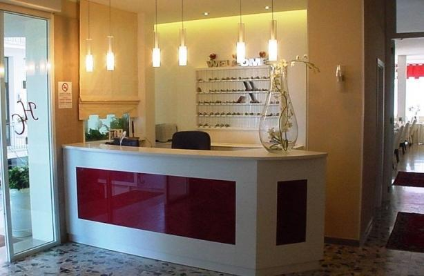 Bed breakfast progetto sala reception for Arredamento per bed and breakfast