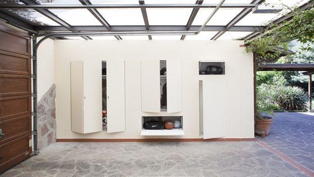 armadi e cabine armadio - Armadietti Della Cucina Idee Progettuali