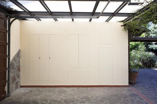 Armadio raso parete chiuso di PannelloFilomuro