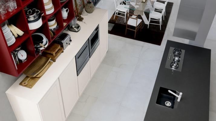 Cucina ad isola modello Elegante di Veneta Cucine