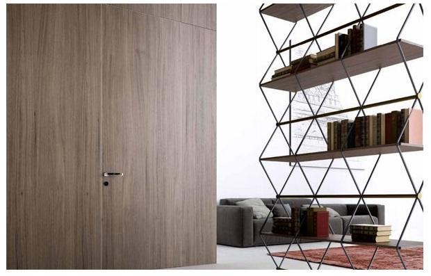 Porte interne moderne by L'Invisibile