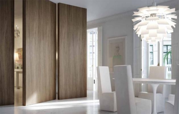 Porta da interni by L'Invisibile